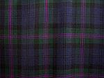 """Wool Plaid - Baird Tartan #3440. 100% Wool. 60"""" wide. Dry clean. 6.5"""" design repeat. Priced per yard."""