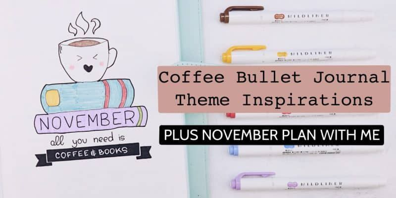 7 Creative Ideas For Your Bullet Journal Cover Page #halloweenbulletjournal