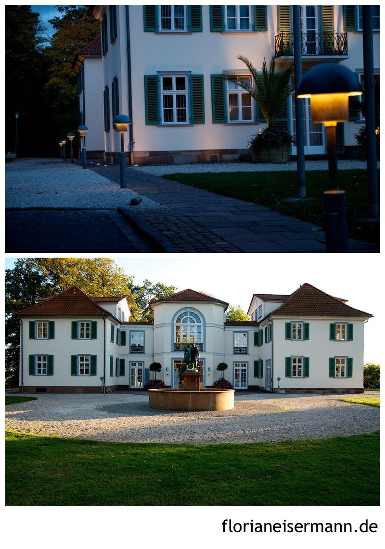Kassel Hochzeitslocation Botanischer Garten Schloss Schonfeld