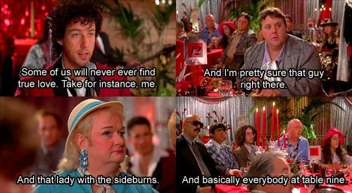Farewell Letter From Funny Pinterest The Wedding Singer Amazing Wedding Singer Quotes