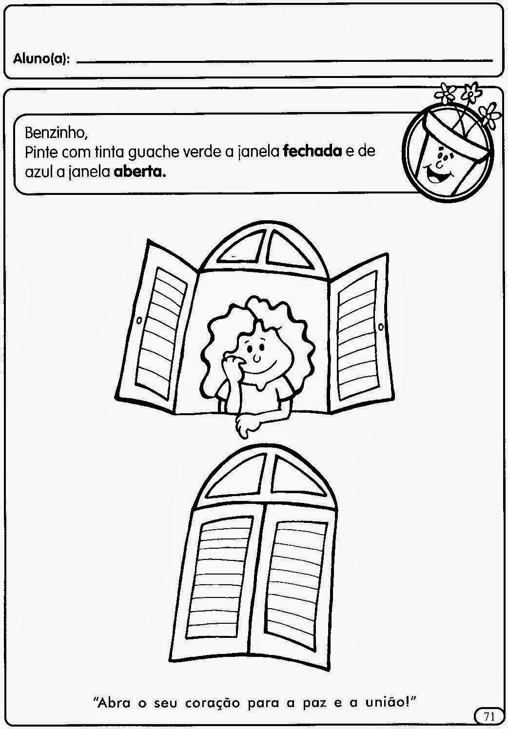 Educando Com Amor 2013 Atividades De Matematica Para O Maternal