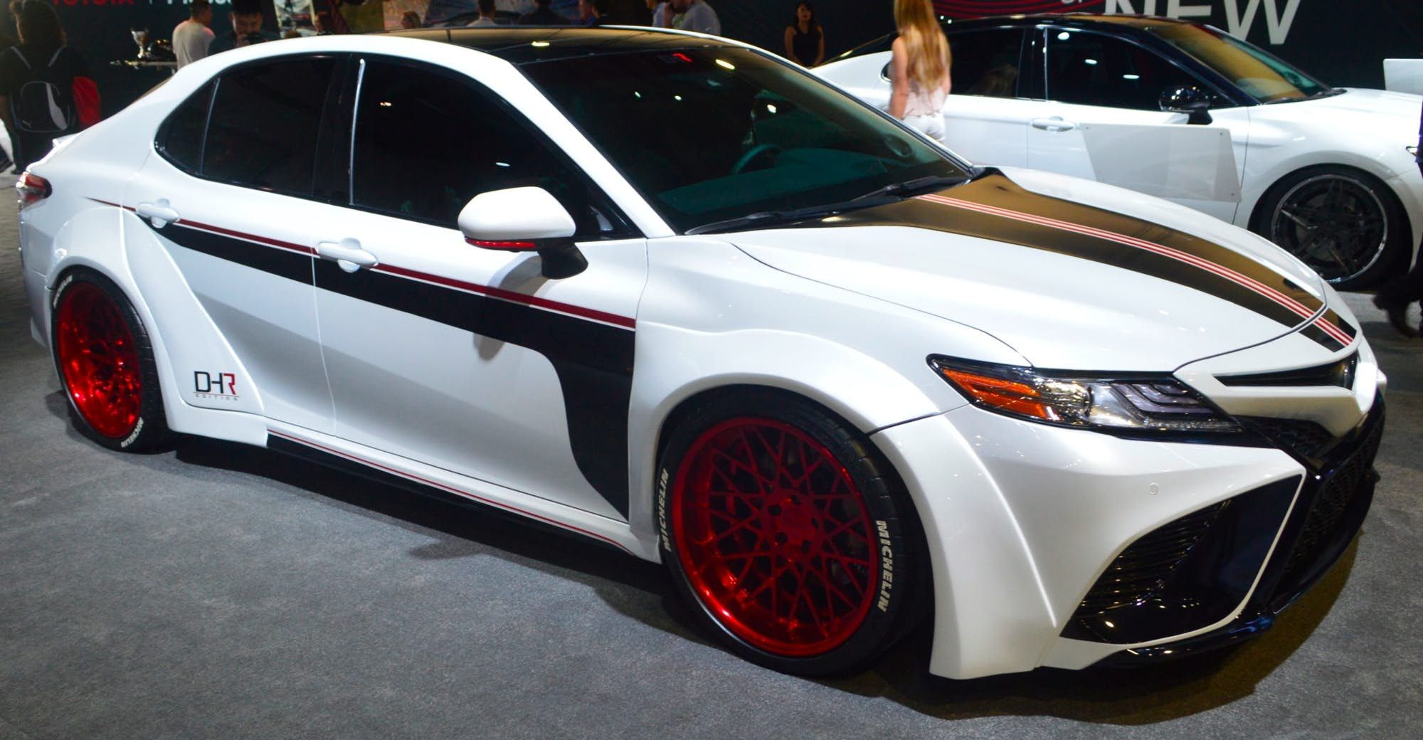 In photos Cars and carlike creations of SEMA 2017