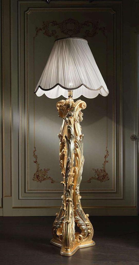 Baroque Floor Lamps High End Classic Floor Lamps Baroque Floor Lamp Classic Furniture
