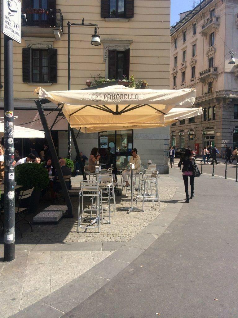 Pasticceria Panarello, Milano - Via Della Moscova 52 ...