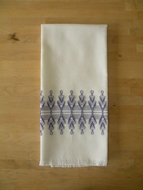 huck weaving - - Yahoo Search Results | Bordados | Pinterest ...