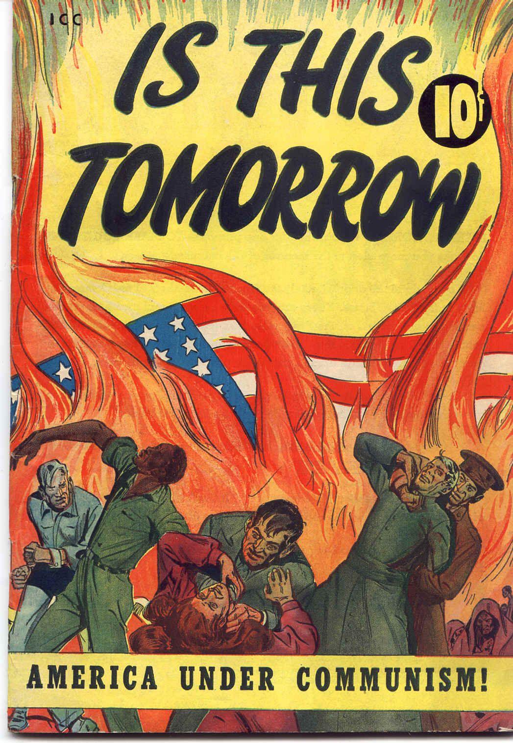 Cold War Propaganda And Comics