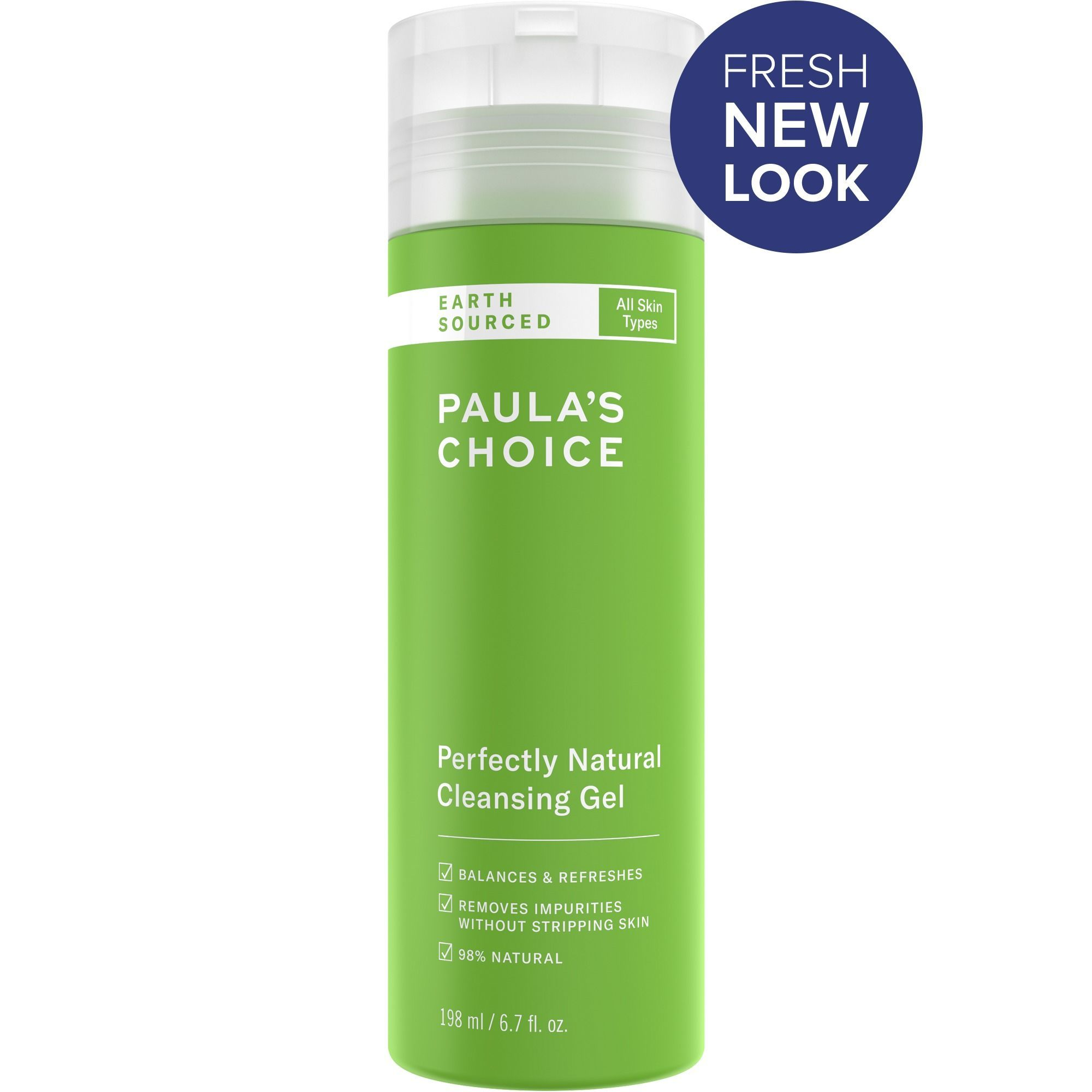 Paula S Choice Perfectly Natural Cleansing Gel Cleansing Gel