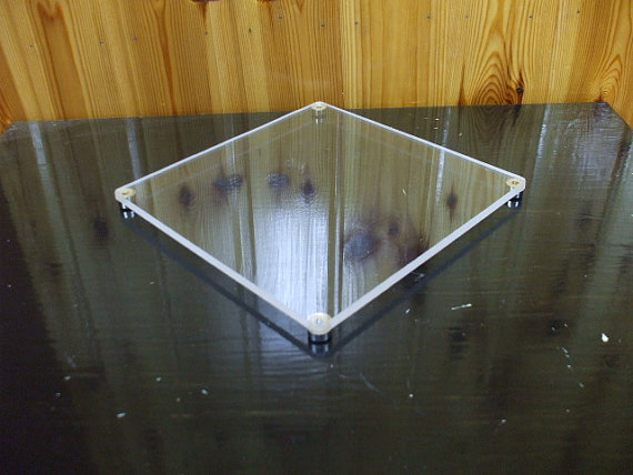 Acrylic Riser Stand Display Display Stand Clear Perspex Riser
