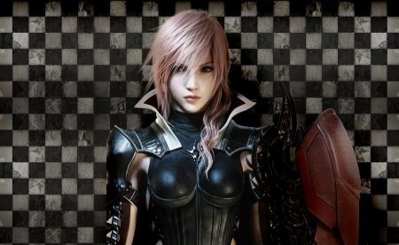 Lightning - game wallpaper, hot, final fantasy xiii lightning returns, lightning farron