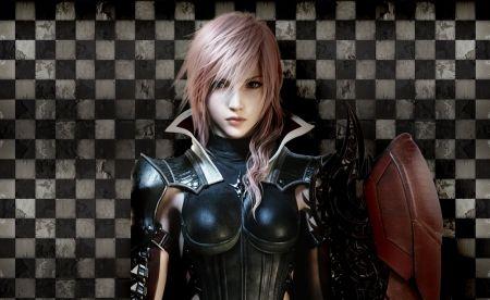 Lightning - game wallpaper, hot, final fantasy xiii lightning returns, lightning farron