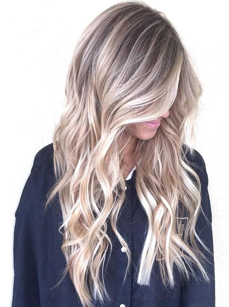 Balayage is a French hair coloring technique where the color is
