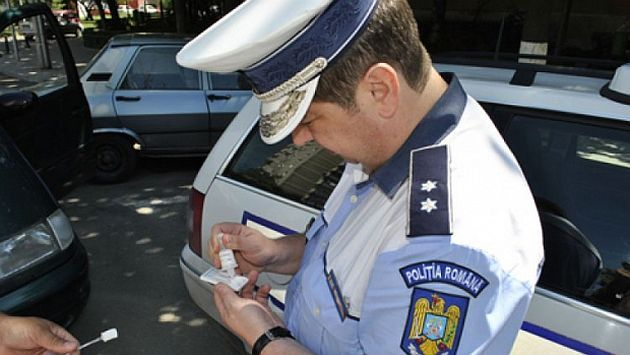 Şoferii ar putea fi testaţi antidrog pe propria cheltuială la obţinerea permisului auto