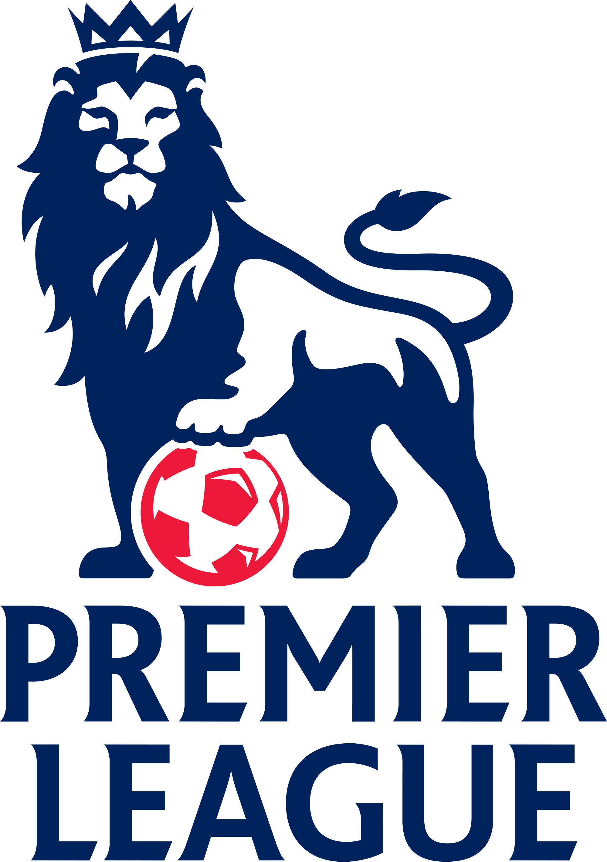 Pin By Rashad F On The Beautiful Game The Best Of Soccer Football Around The World Premier League Logo English Football League Premier League Football