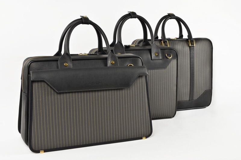 Aznom Carbon Gold Collection / Carbon Fiber & Gold Thread Bags #luxury #gold #bags #carbonfiber