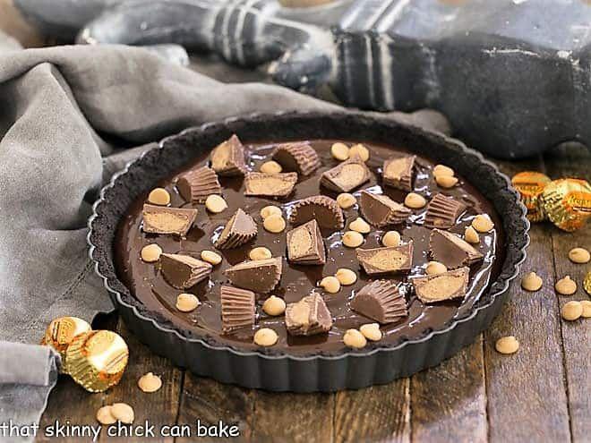 Reese's Peanut Butter Pie | Recipe | Reese peanut butter ...