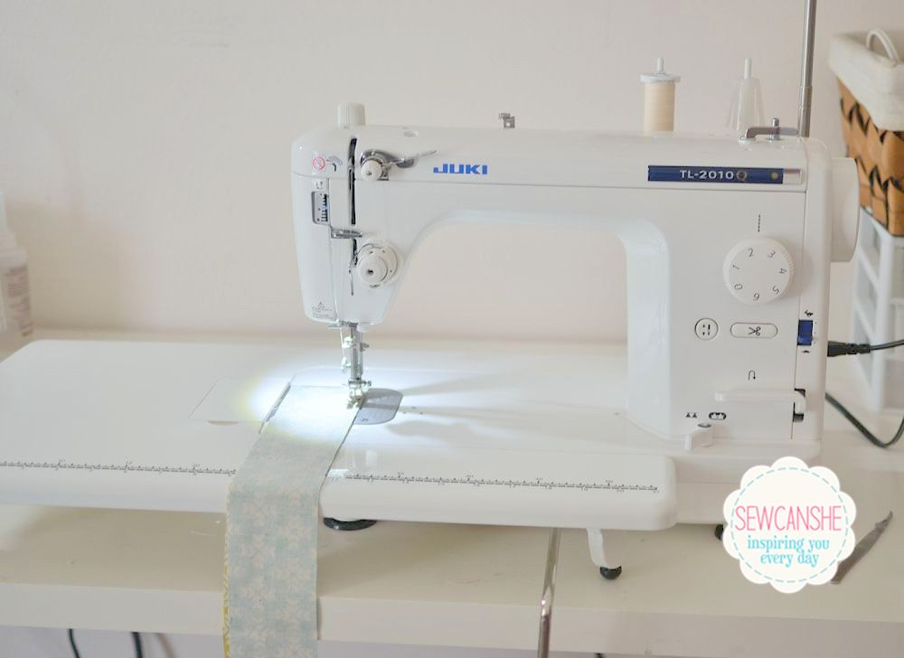 Show Off Saturday: My new Juki TL-2010Q | Sewing rooms, Sewing ... : sewing machine reviews for quilting - Adamdwight.com