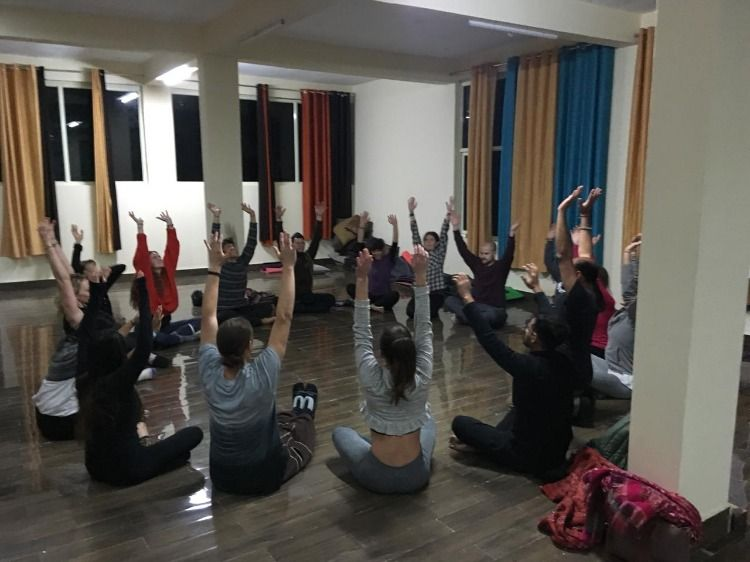 Meditation Teacher Training Rishikesh | Meditation teacher ...