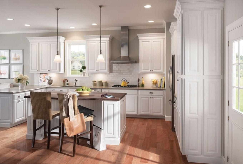 Rustic Kitchen Cabinet Hardware American Woodmark Cabinets