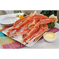 Red King Crab Legs (20 lb  box) - Sam's Club | Seafood to Try | King