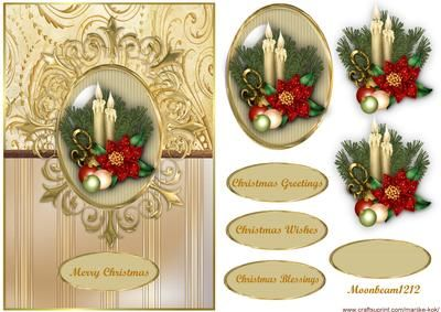 Classic frame christmas on craftsuprint designed by marijke kok classic frame christmas on craftsuprint designed by marijke kok beautiful classic christmas card in gorgeous m4hsunfo