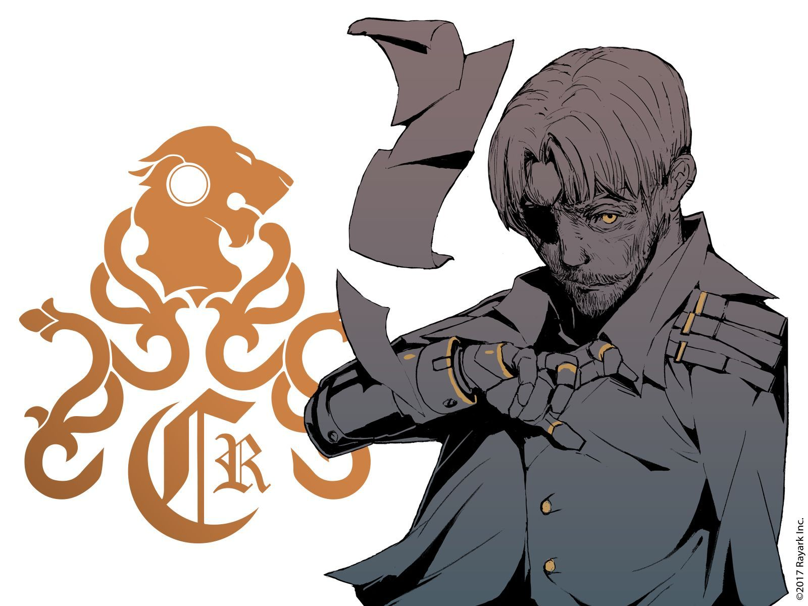 Ios Cytus Ii Character Design Anime Game Character