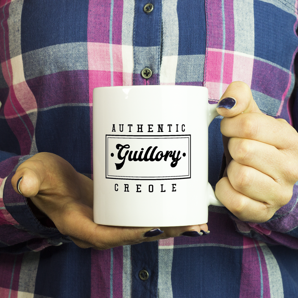 Authentic Creole Guillory Mug Mugs, Mom mug, Lion gifts