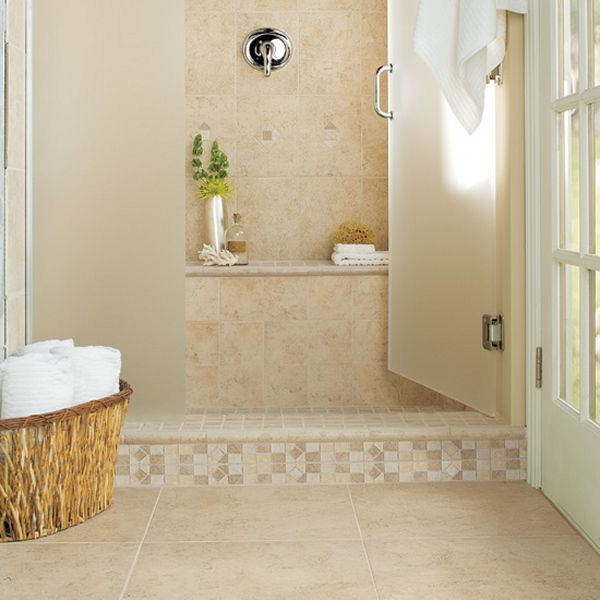 Brixton Sand Bathroom Tiles Brooklyn Ny Daltile Memory Foam