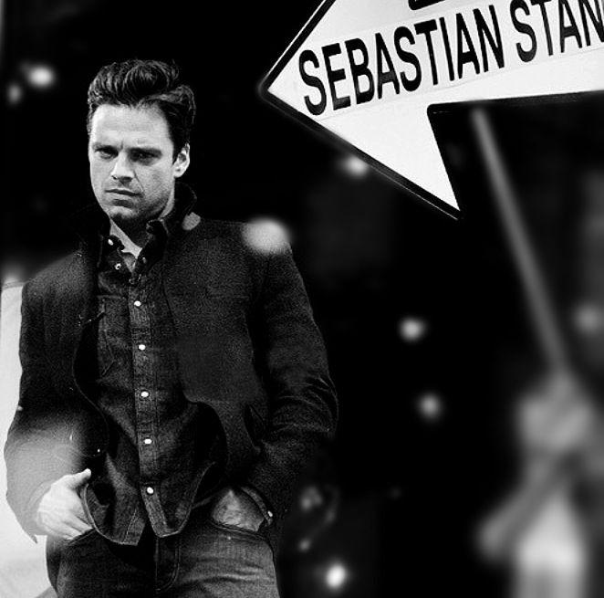Sebastian Sebastian Stan Bucky Barnes Winter Soldier