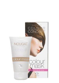 grazette colour mask nougat