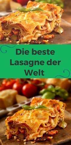 Photo of Lasagna Bolognese – Here is the best recipe in the world