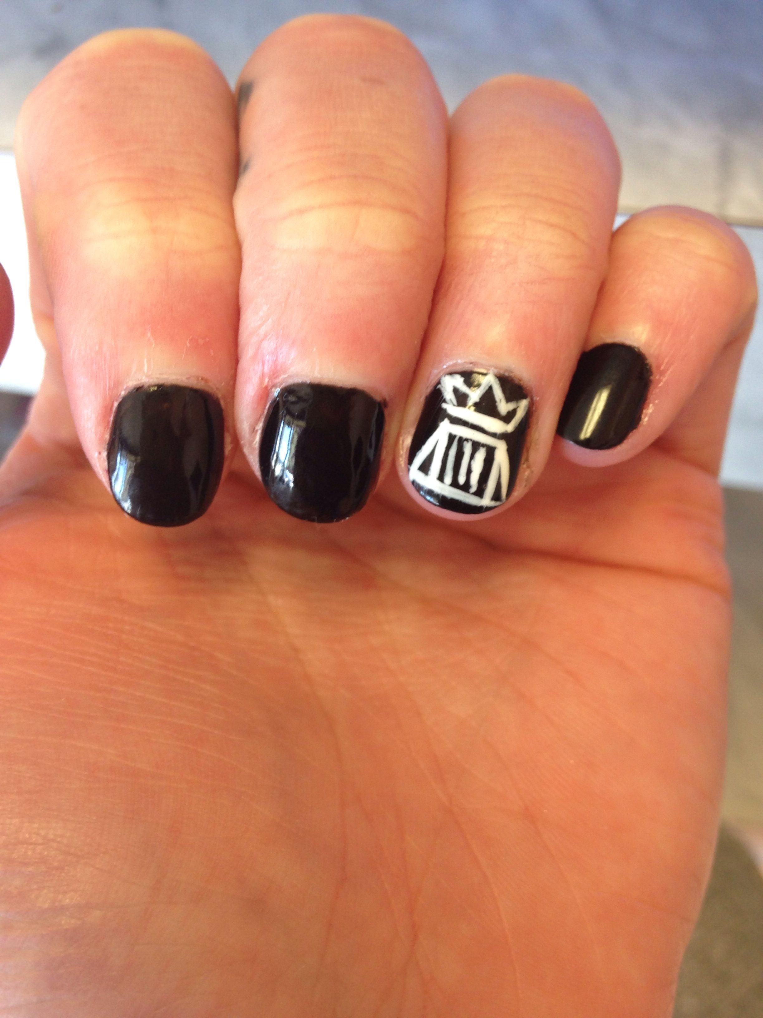 Fall out Boy/ Paramore nails. For their monumentour | stuff ...