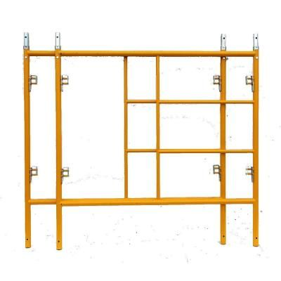 Fortress 5 ft. x 5 ft. Scaffold Frame with C-Lock (2-Pack)