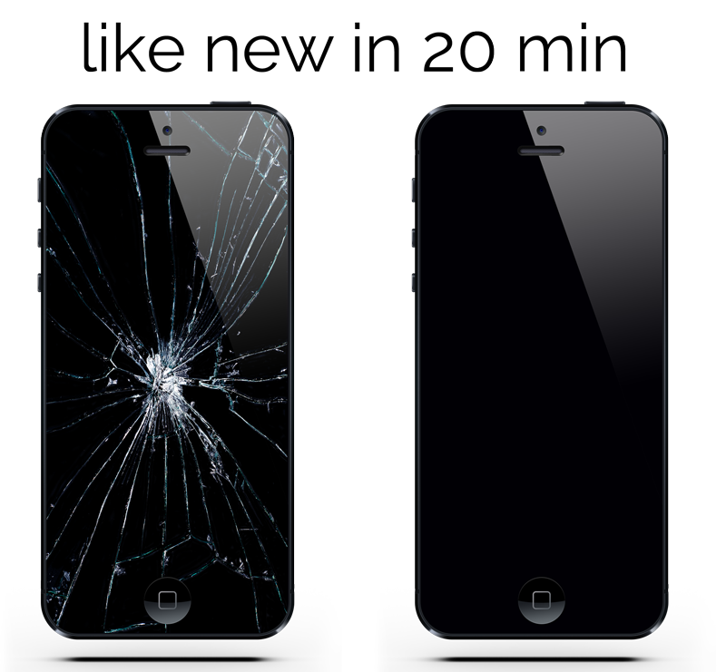 If You Have A Phone With A Cracked Broken Or Destroyed Screen Then Mr Phix Can Make It Look Brand New Again Whe Best Iphone Cell Phone Repair Business Iphone