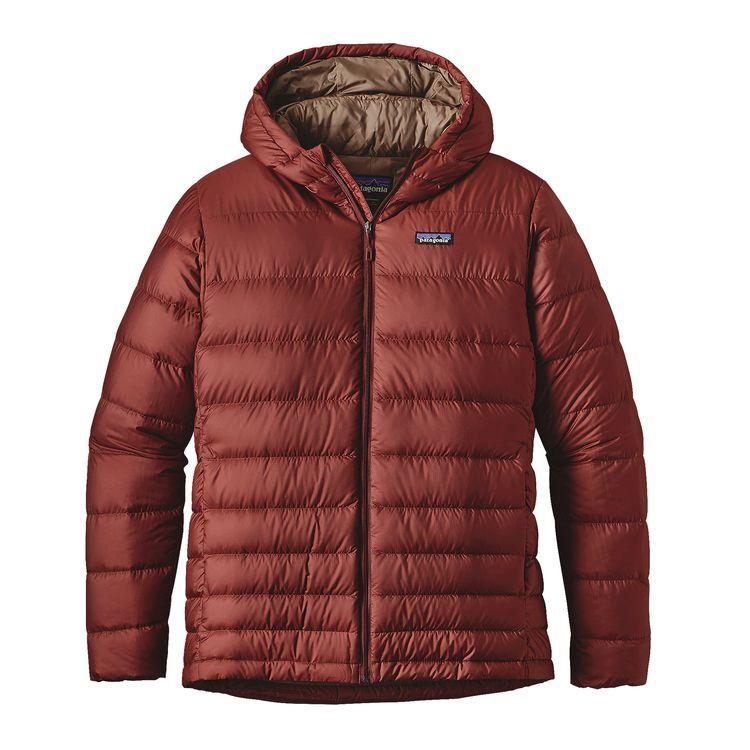 88ca79140 Men's Hi-Loft Down Hoody | Gear | Mens outdoor jackets, Jackets ...