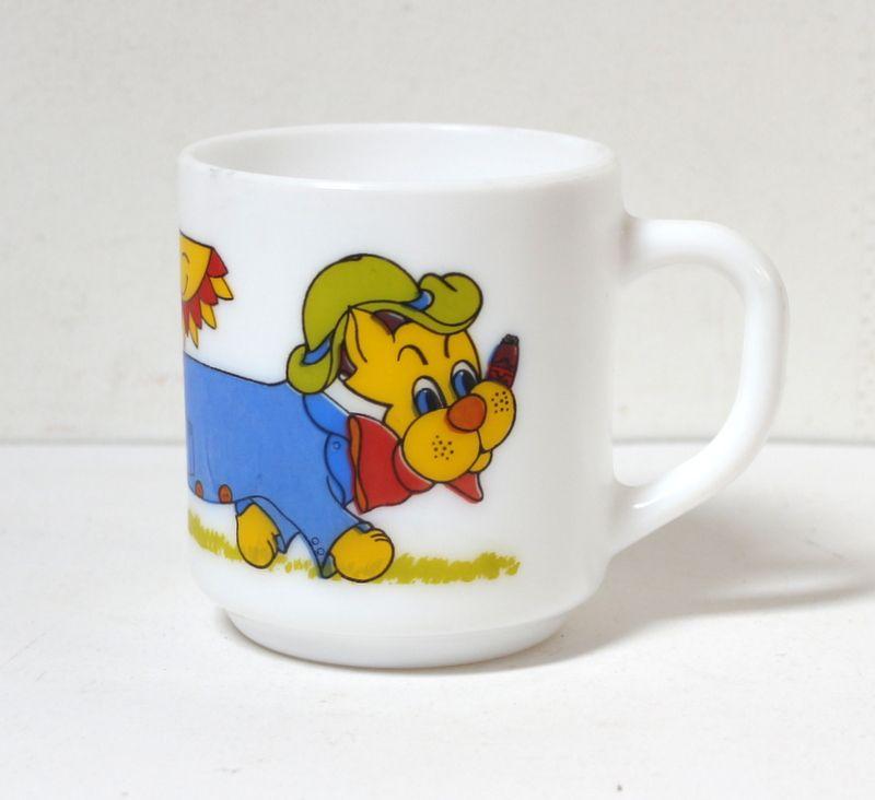 Mug chien saucisse au cigare Arcopal www.lamerelipopette.com