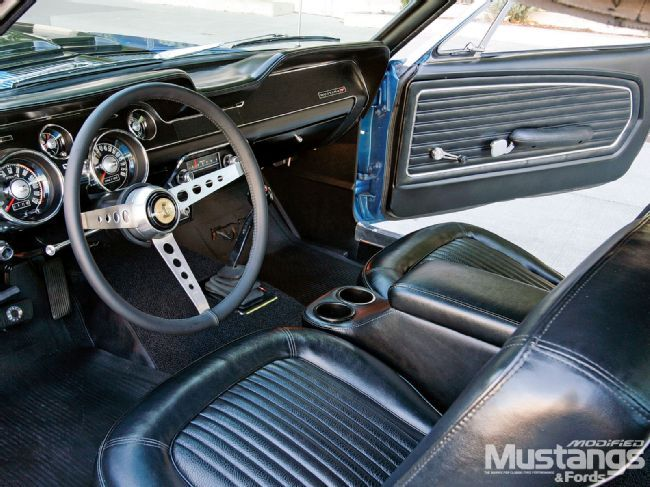 1968 Mustang Fastback Interior Google Search Mustang Interior