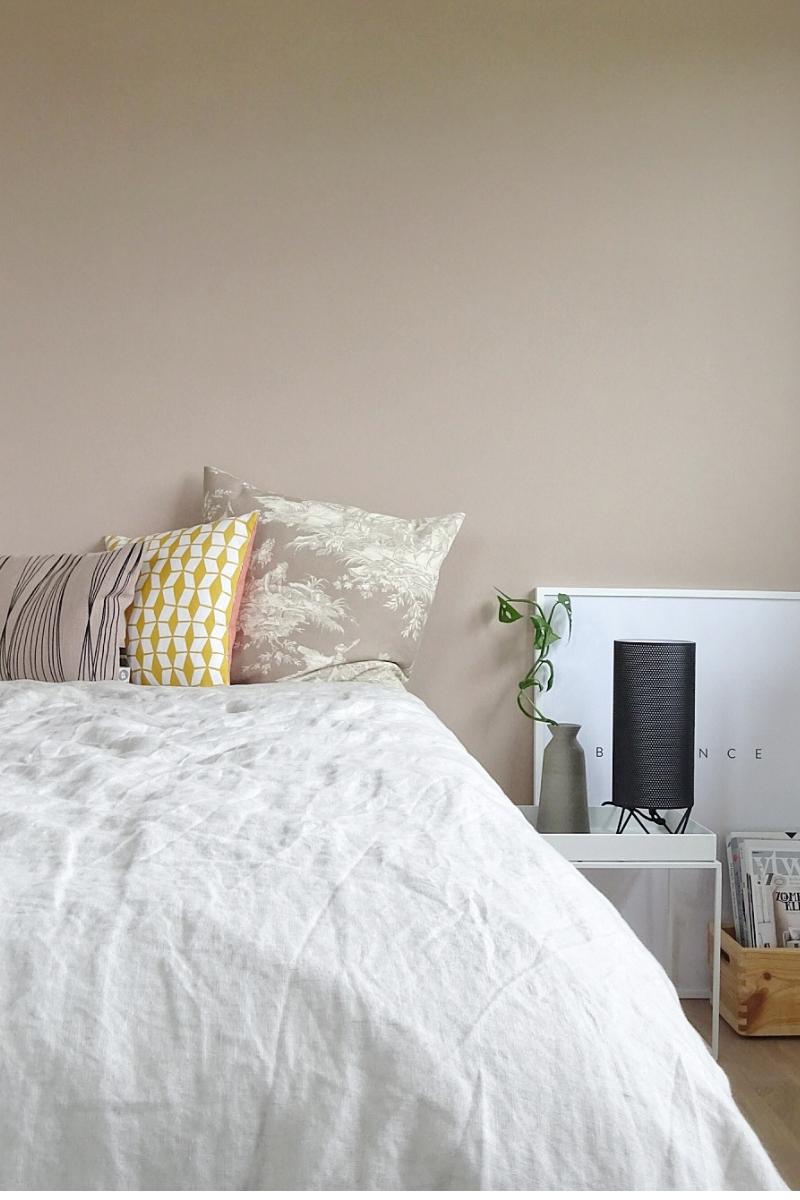 Makeover Im Schlafzimmer Warme Wandfarben Und Ihre Wirkung