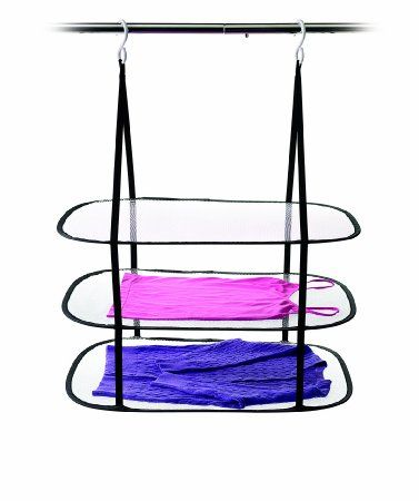 Amazoncom Homz Hanging Sweater Dryer Clothes Drying Racks For