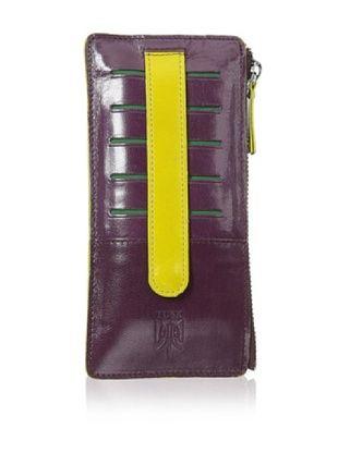 40% OFF Tusk Capri Card Stacker Phone UR-185 Wallet (Plum/Citrus)