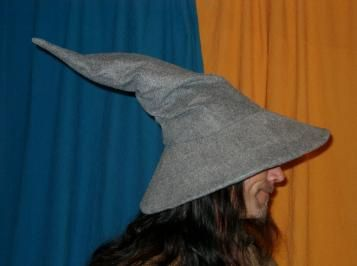 how to make a knitted wizard hat felting optional gandalf