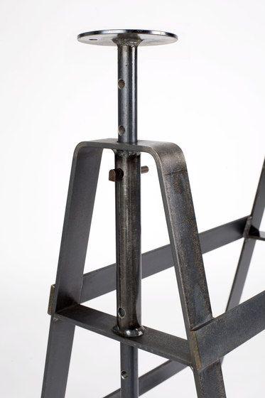 Cavalletti per tavoli | Tavoli | Affe Trestle | Atelier Haußmann ...