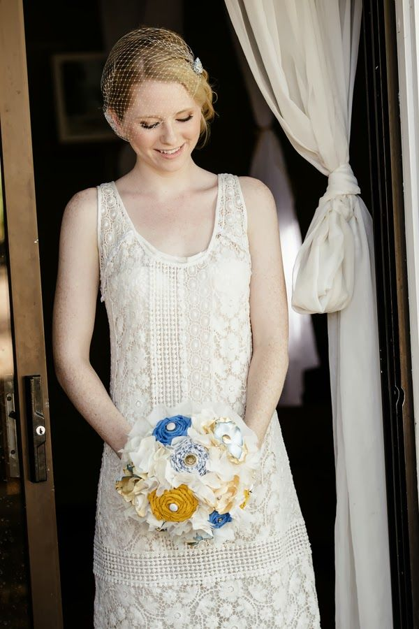 Amish Inspired Hipster Wedding The Frosted Petticoat Vintage