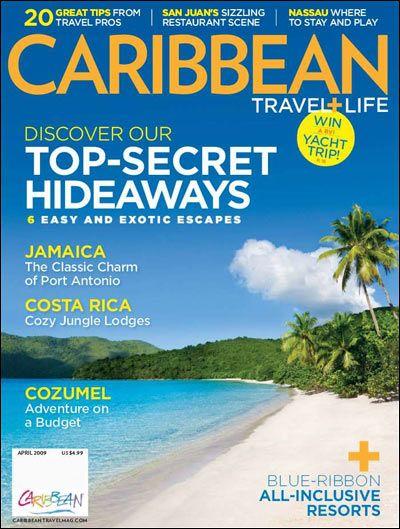Travel Caribbean Travel Travel Magazines Travel