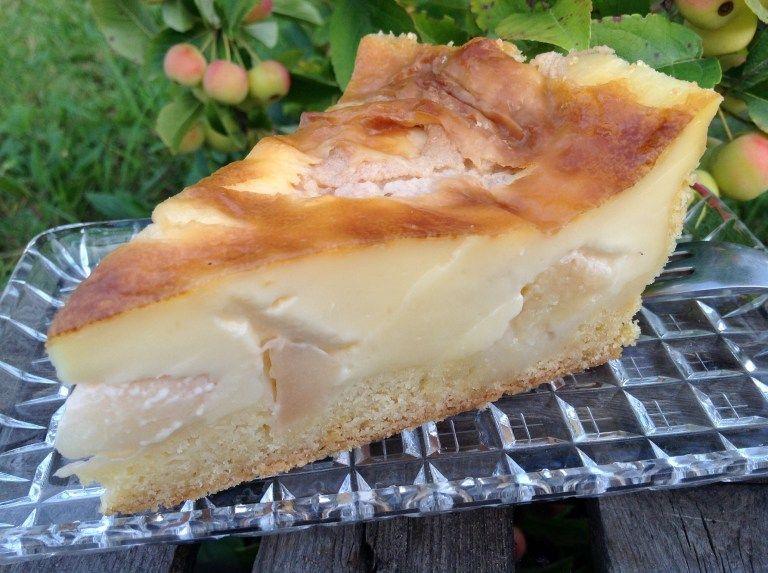 Apfel Sahnepudding Kuchen Einfach Kostlich Apfel Pudding Kuchen Pudding Kuchen Einfach Kostlich