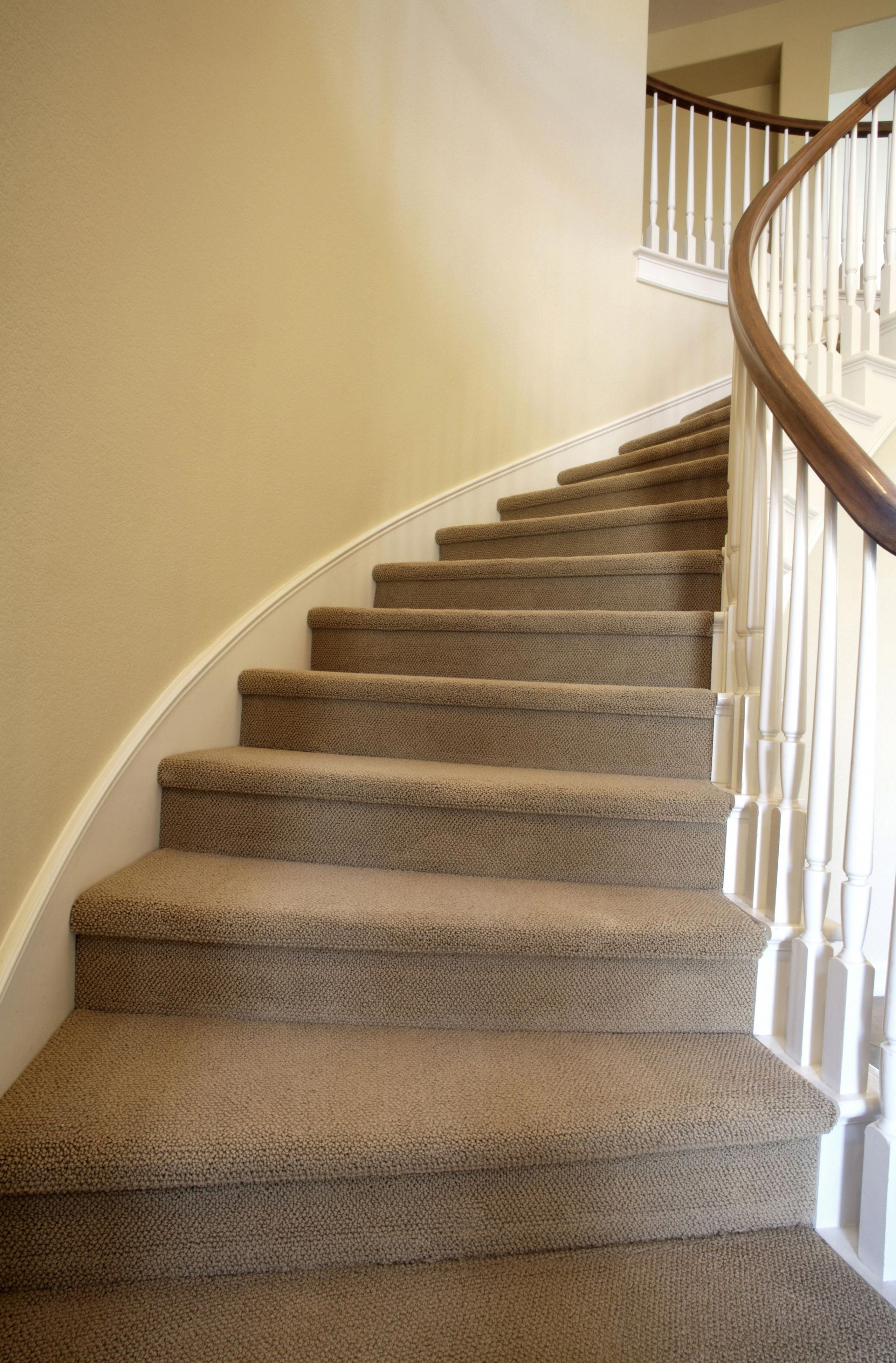 Carpet Runners Over Carpeted Stairs Redcarpetrunnersforrent Info   Beige Carpet On Stairs   Pattern   Dark Beige   Nice   Bound Edge   Hardwood Transition