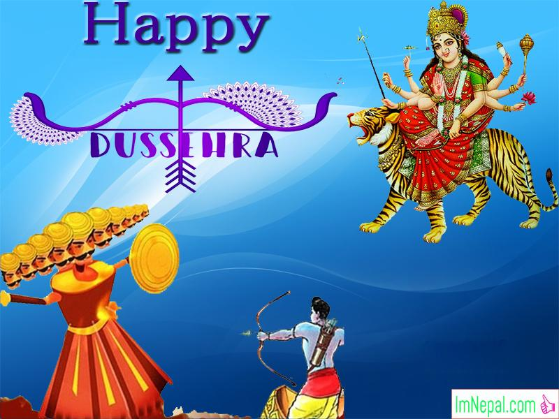 Dasara Greeting Cards – A Ever Collection Of Happy Dussehra 2020 HD  Wallpapers Quotes in 2020 | Dussehra images, Happy dasara images hd,  Dussehra greetings