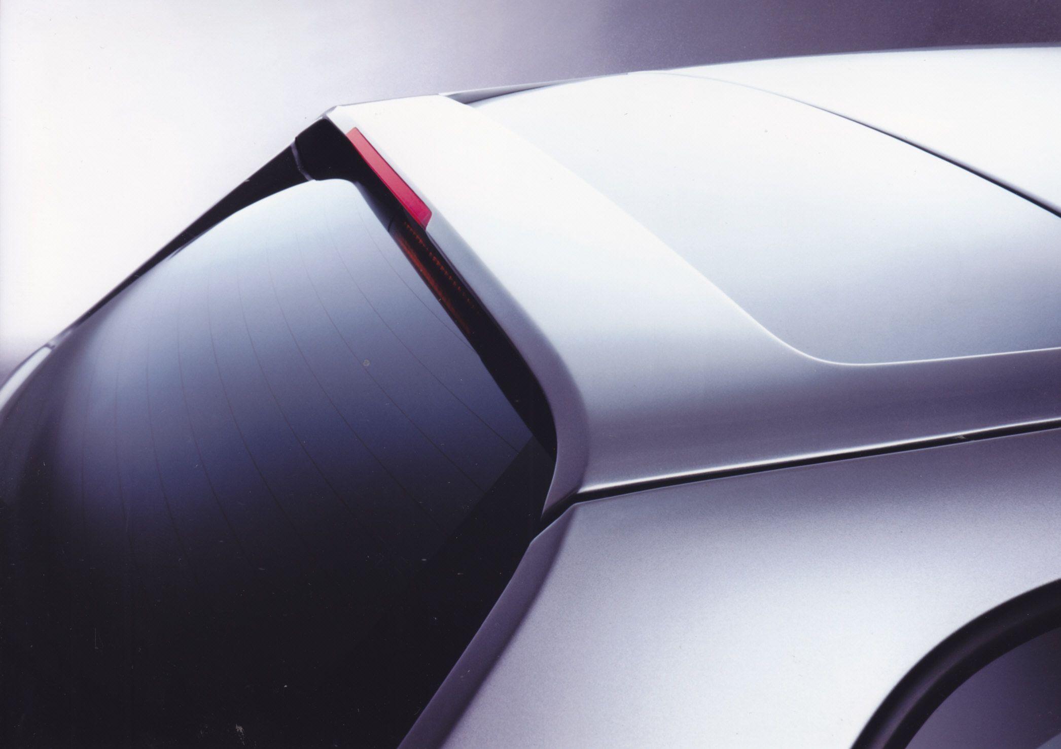 Alfa Romeo 156 Sportwagon roof detail