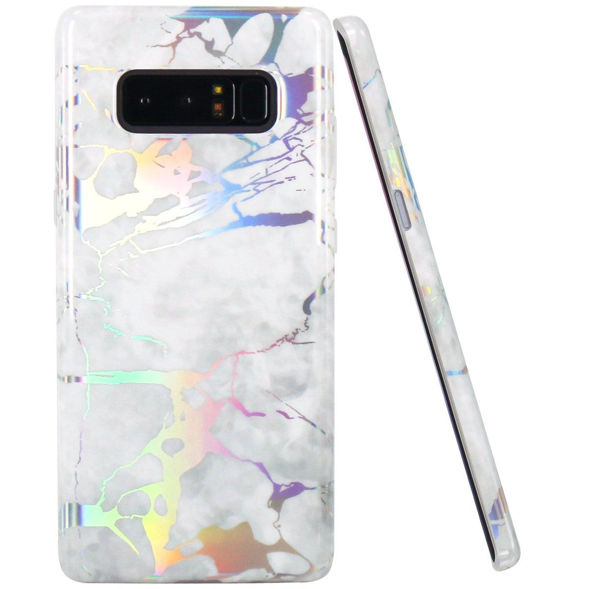 67273bab11 Shop the exclusive holographic's collection by CASES A LA MODE. Available  for Samsung Galaxy S9, Galaxy S9 Plus, and Galaxy Note 8. The holo phone  cases ...