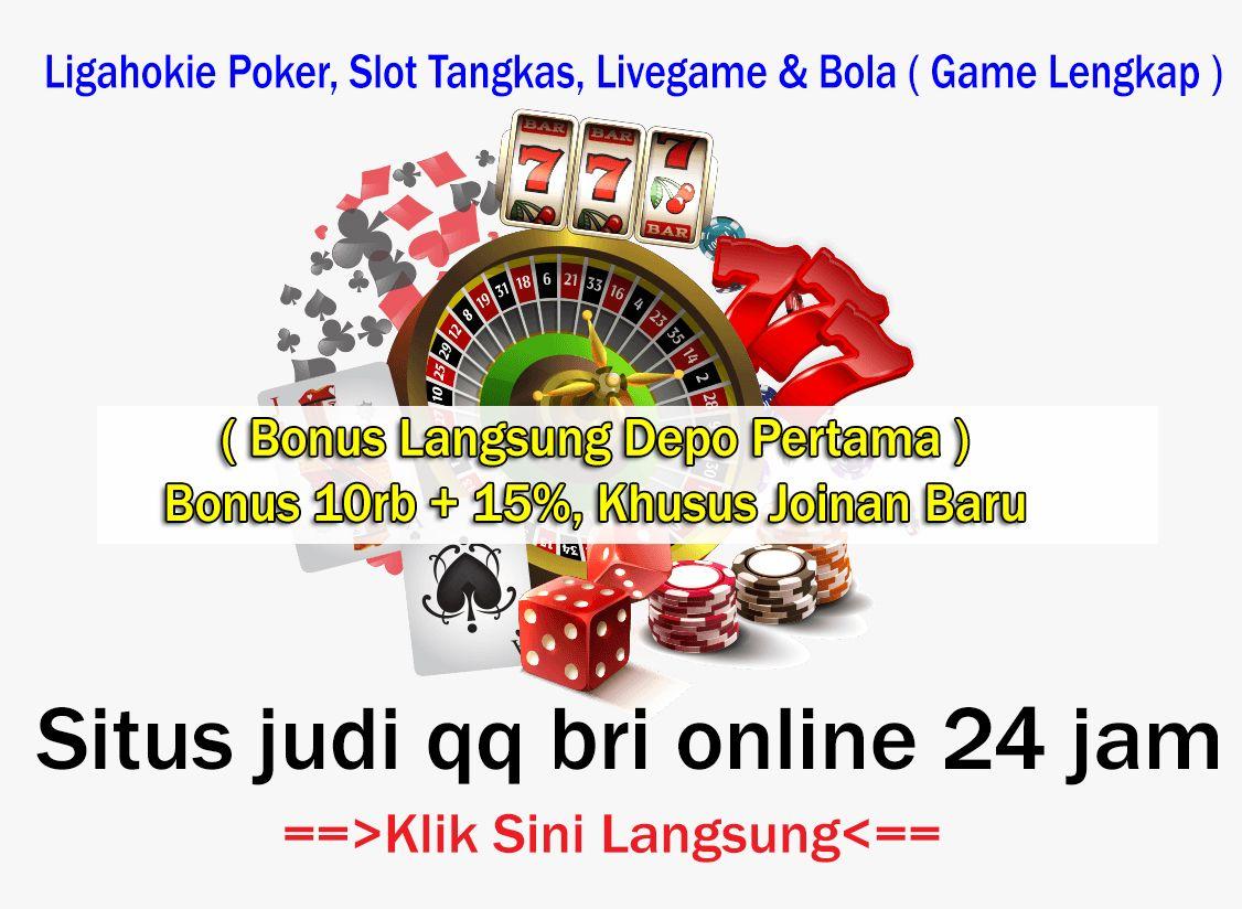 Pin On Situs Judi Qq Bri Online 24 Jam