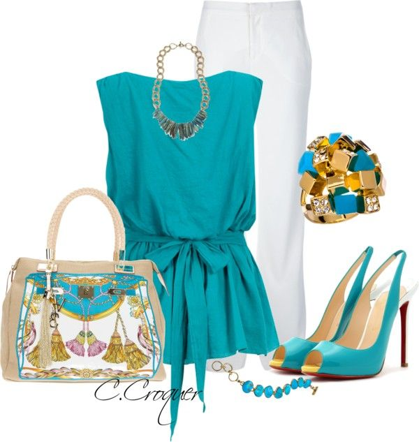 """""""Statement Ring"""" by ccroquer on Polyvore"""